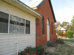 Avoca Presbyterian Church - Former 17-04-2014 - John Conn, Templestowe, Victoria