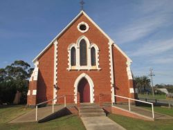 Avoca Uniting Church 17-04-2014 - John Conn, Templestowe, Victoria