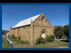 Bagdad Uniting Church - Former
