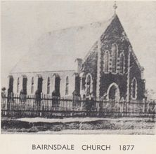 Bairnsdale Methodist Church - Former