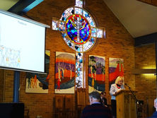Bairnsdale Uniting Church 29-11-2018 - John Nicholson