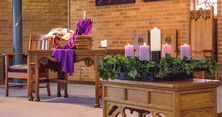 Bairnsdale Uniting Church - Christmas 2018 30-01-2019 - Photograph supplied by Jean Johnston