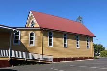 Bald Hills Presbyterian Church 29-07-2018 - John Huth, Wilston, Brisbane