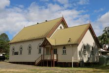 Bangalow Uniting Church 17-01-2019 - John Huth, Wilston, Brisbane