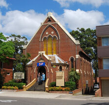 Baptist Community Church Burwood