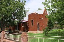 Baradine Presbyterian Church - Former