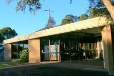 Batemans Bay Anglican Church 28-04-2017 - John Huth, Wilston, Brisbane.