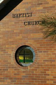 Beaudesert Baptist Church 13-05-2018 - John Huth, Wilston, Brisbane