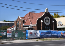 Beckenham Memorial Uniting Church - Former