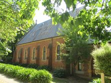 Beechworth Congregational Church - Former 14-11-2017 - John Conn, Templestowe, Victoria