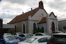 Bega Presbyterian Church - Former