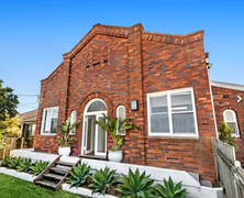 Bellevue Street, Maroubra Church - Former