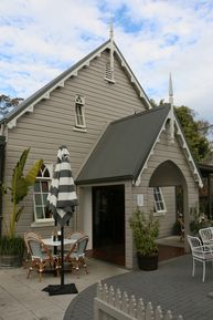 Bellingen Methodist Church - Former 16-08-2018 - John Huth, Wilston, Brisbane