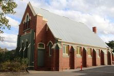 Benalla Uniting Church - Hall 08-04-2019 - John Huth, Wilston, Brisbane