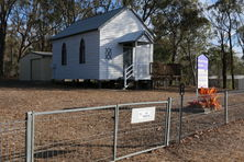 Benaraby Presbyterian Church 28-08-2019 - John Huth, Wilston, Brisbane
