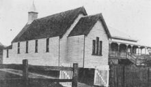 Bethesda Lutheran Church - Before Alterations in 1912 00-00-1912 - Queensland Newspapers Pty Ltd - See Note.