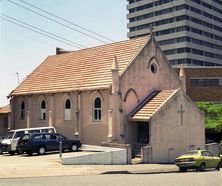Bethlehen Lutheran Church - Former unknown date - Photograph supplied by John Huth, Wilston, Brisbane