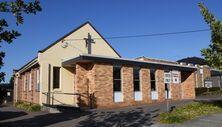 Bexley Uniting Church 15-09-2017 - Peter Liebeskind
