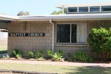 Biloela District Baptist Church 28-10-2018 - John Huth, Wilston, Brisbane