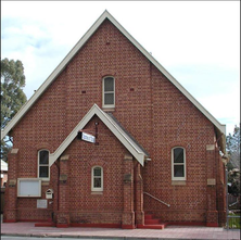 Black Forest Church of Christ - Former