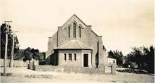 Blackheath Baptist Church 00-00-1929 - Church Website - See Note.
