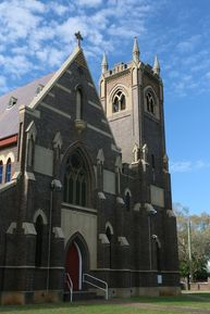 Blessed Virgin Mary Queen of Peace Catholic Church 05-05-2017 - John Huth, Wilston, Brisbane
