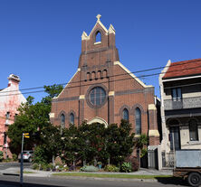 Bondi Junction Uniting Church - Former