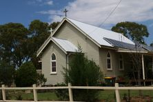 Bonshaw Catholic Church - Former