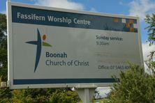 Boonah Church of Christ 15-04-2016 - John Huth, Wilston, Brisbane