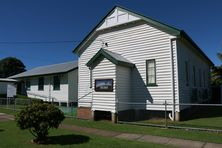 Boondall Church of Christ 24-04-2018 - John Huth, Wilston. Brisbane