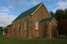 Boorowa Uniting Church 02-05-2017 - John Huth, Wilston, Brisbane.