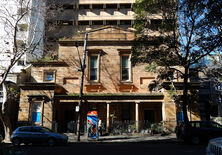 Bourke Street Wesley Chapel