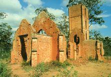Boydtown Church - Never Completed 06-11-2002 - Derrick Jessop