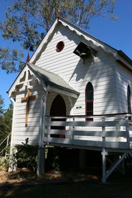 Brookfield Uniting Church 20-08-2017 - John Huth, Wilston, Brisbane