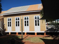 Broome Anglican Church 06-07-2012 - John Conn, Templestowe, Victoria