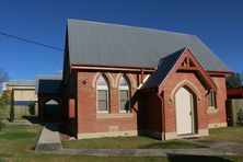 Brown Street, Inverell Church - Former 04-10-2017 - John Huth, Wilston, Brisbane.