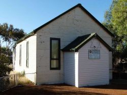 Bruce Rock Uniting Church - Former