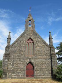Bulla Uniting Church - Former 05-02-2019 - John Conn, Templestowe, Victoria
