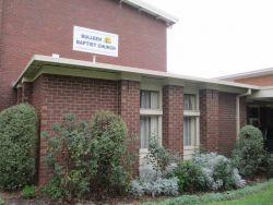 Bulleen Baptist Church 02-06-2014 - John Conn, Templestowe, Victoria
