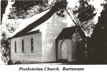 Burrawang Presbyterian Church - Former