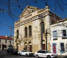 Burton Street Baptist Tabernacle 30-07-2009 - Peter Liebeskind