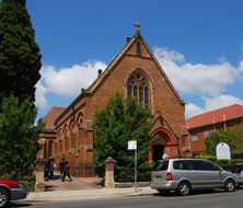 Burwood Presbyterian Church