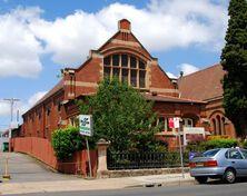 Burwood Presbyterian Church - Hall 15-11-2009 - Peter Liebeskind