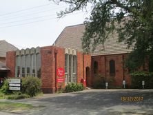 Burwood Uniting Church 18-12-2017 - John Conn, Templestowe, Victoria