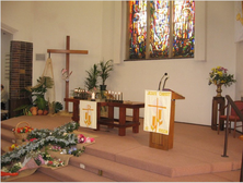 Burwood Uniting Church - Easter 00-04-2014 - Church Website. See Note.