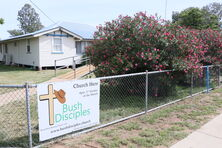 Bush Disciples Church 28-03-2021 - John Huth, Wilston, Brisbane