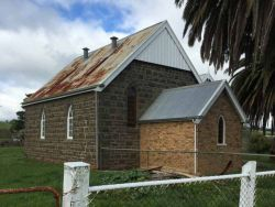 Byaduk Uniting Church - Former