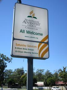 Caboolture Seventh-Day Adventist Church 18-03-2017 - John Huth, Wilston, Brisbane.