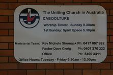 Caboolture Uniting Church 18-03-2017 - John Huth, Wilston, Brisbane.