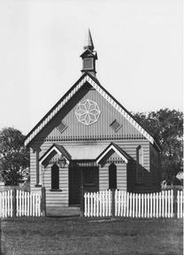 Cairns Primitive Methodist Church - Former